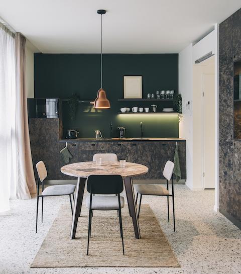 Hotspot: in dit Antwerps designhotel kan je ook wonen