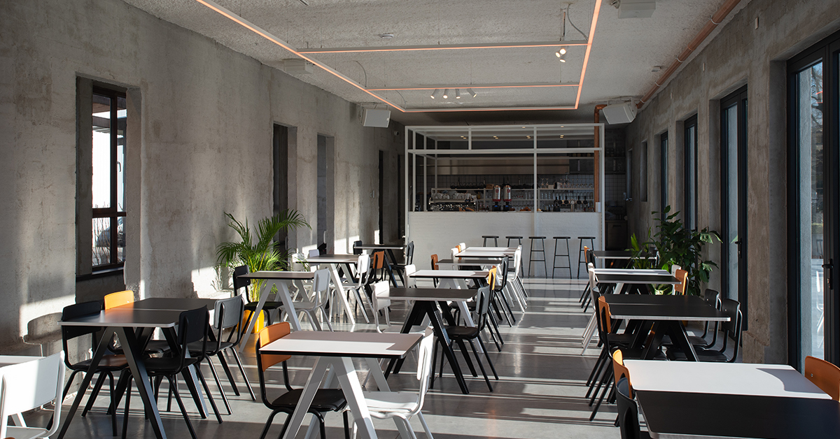 Gent, restaurant