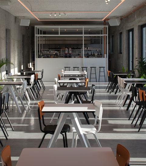 ZWARTWIT: de nieuwe place to be in Gent