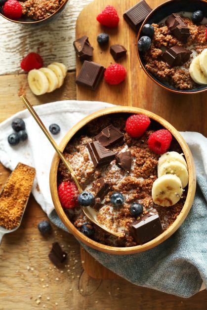 Eet deze power ontbijtrecepten voor je ochtendworkout - 2