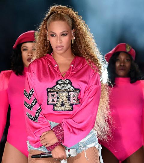 Laat alles vallen: Netflix dropt een trailer van Beyoncé's film