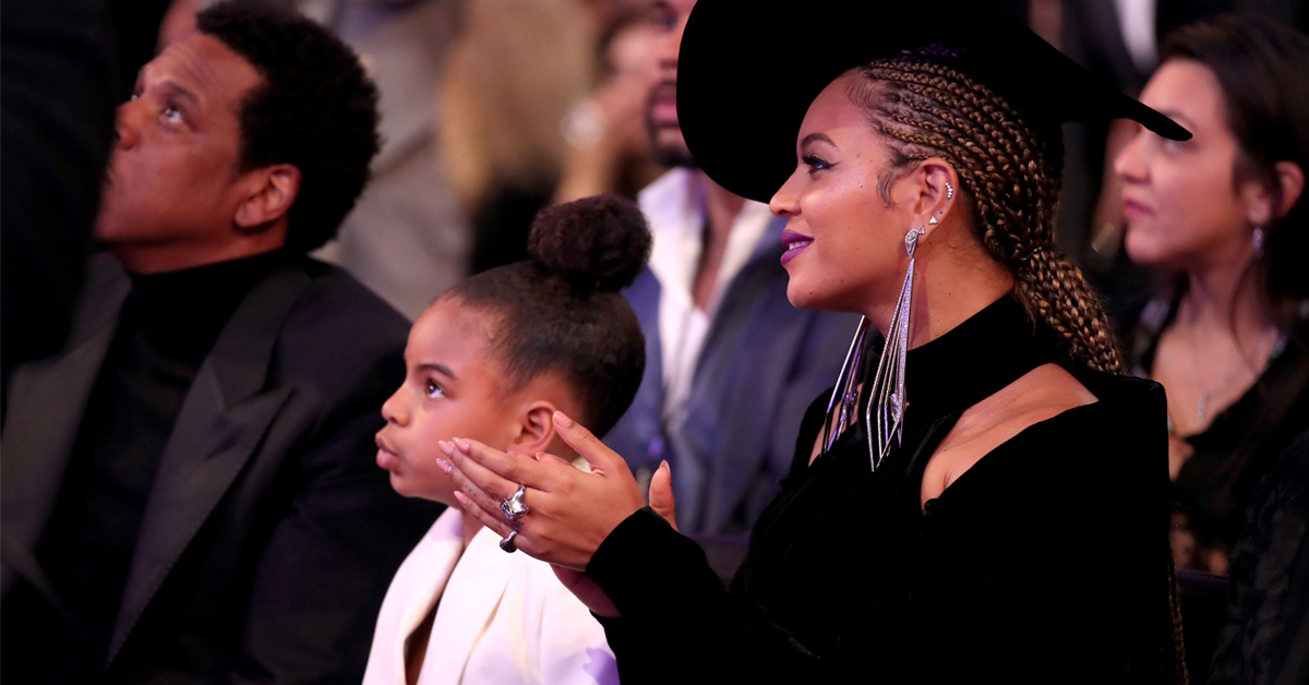beyonce homecoming blue ivy
