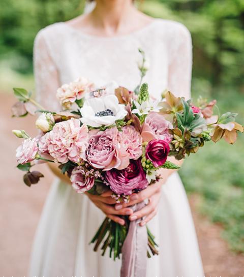 Dit zijn de mooiste trends voor een zomerse bruiloft