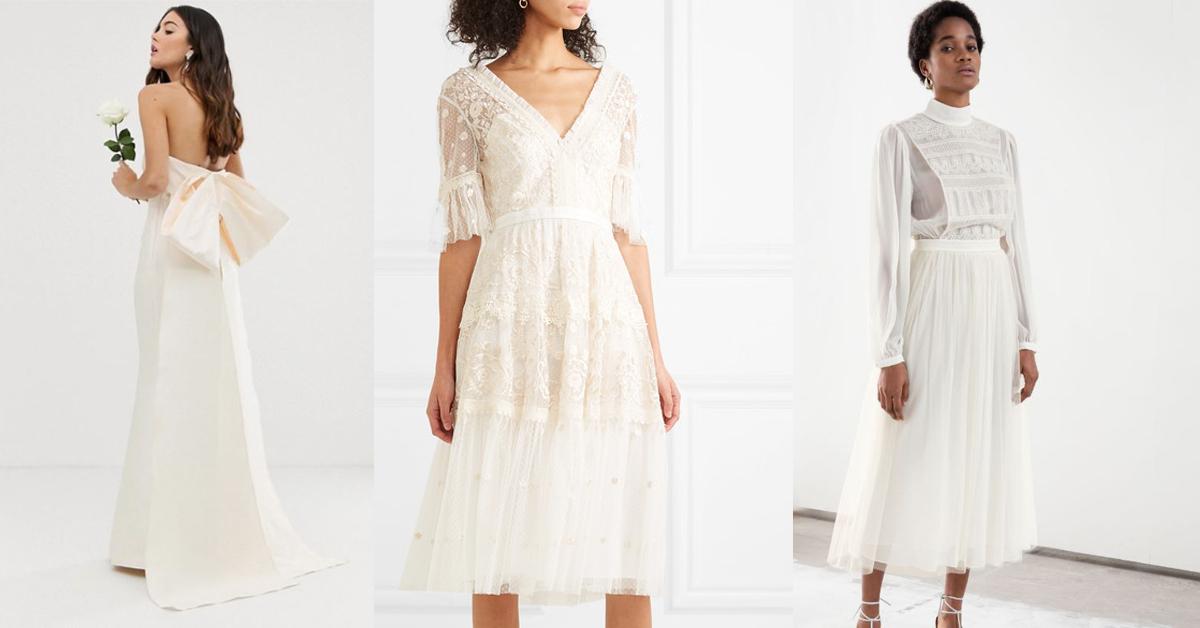 bruiloft zomer 2019 budget jurken