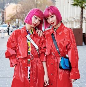 pink_twins_rode_jas_budapest_fashion_week