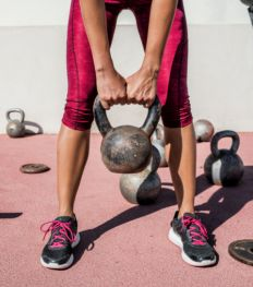 Sport je slank in enkele minuten met deze workout