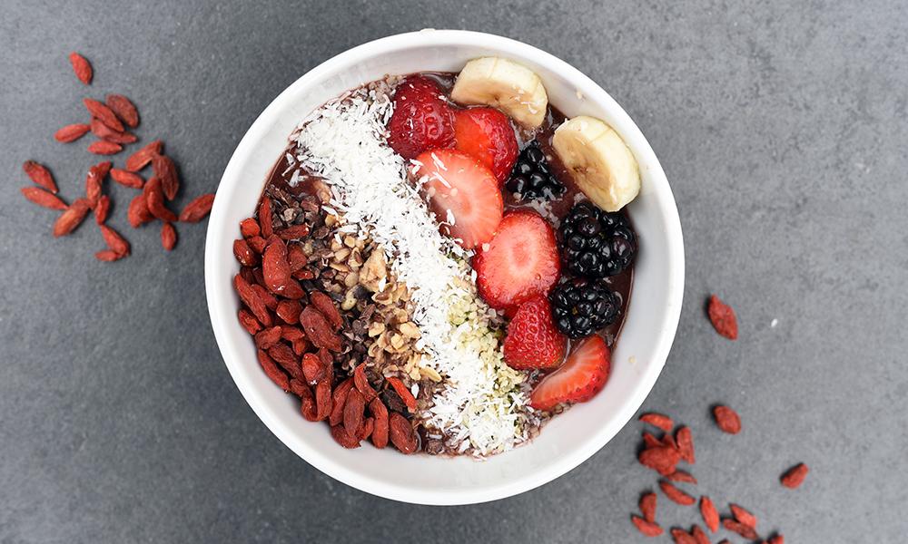 superfood, gezond, ontbijt