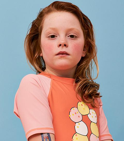 Veritas brengt een kindercollectie uit met Eva Mouton