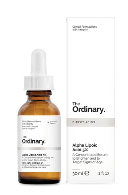 skincare products the ordinary