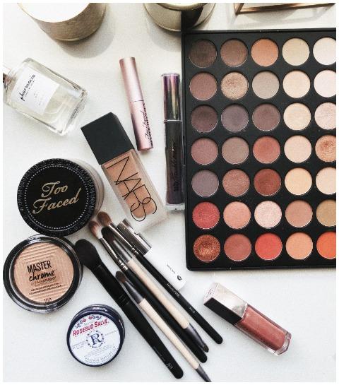 Handig: deze app waakt over de houdbaarheid van je make-up