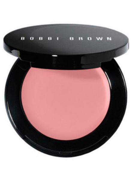 bobbi brown blush natuurlijke make-up