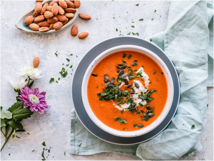 detox- kuur spa healthy Sha wellness soup
