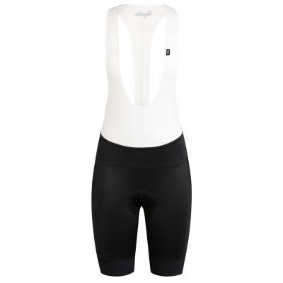 DRB01XX_BLW_H1-19_Souplesse Race Bib Shorts-Black-White_1
