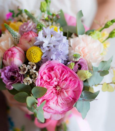 Hoe geef je een ecologisch trouwfeest?