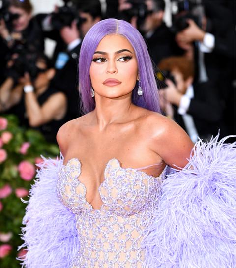 Kylie Jenner lanceert binnenkort een eigen skincare-lijn