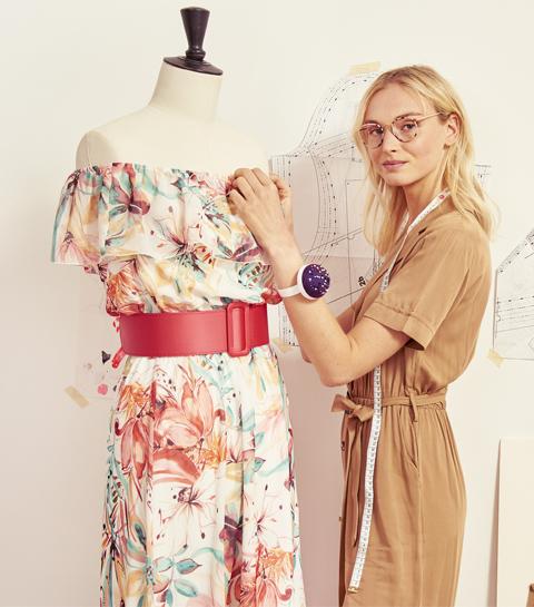 Exclusief: ontwerp je eigen jurk in het LolaLiza Atelier