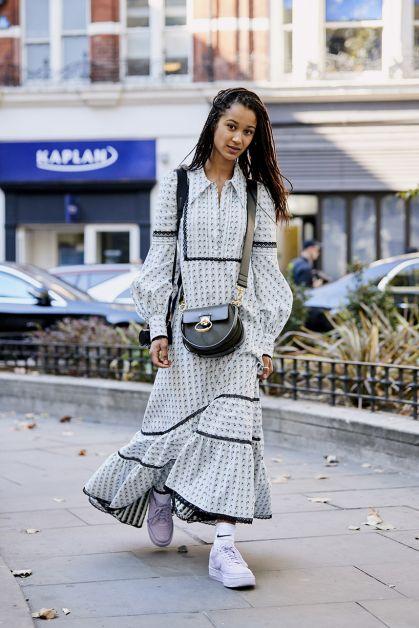 streetstyle London Fashion week