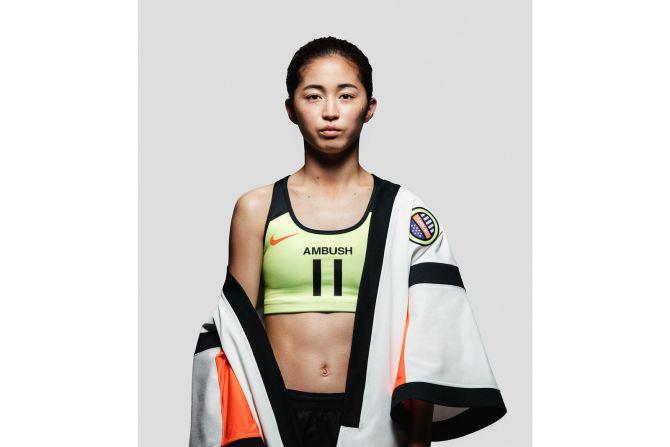 Nike voetbaltruitje wereldkampieonschap ambush