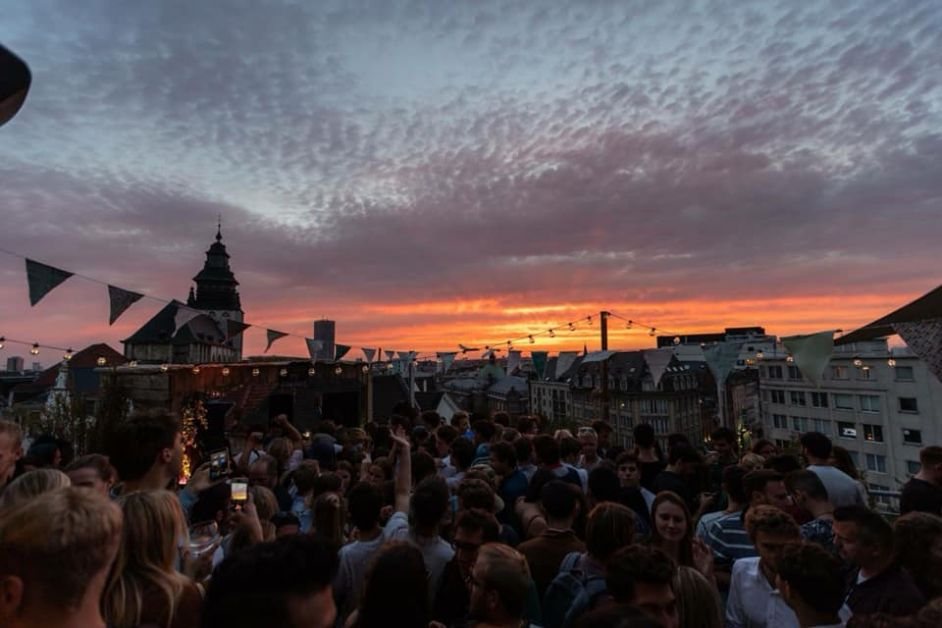 brussel gratis zomer evenementen after work