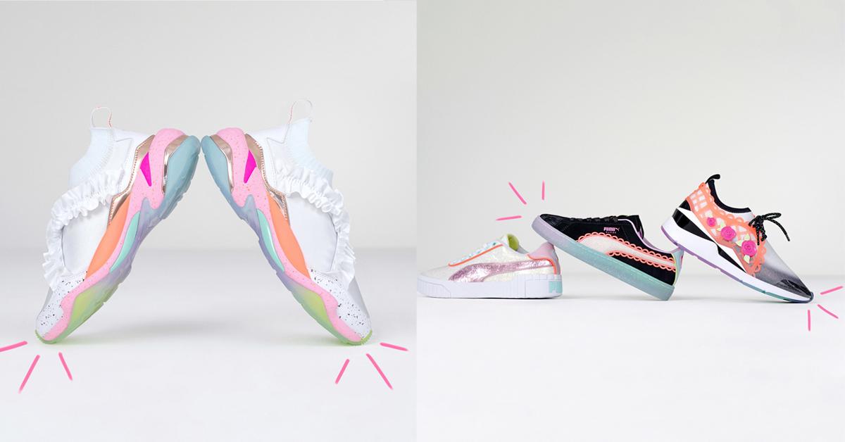 puma sophia webster sneakers
