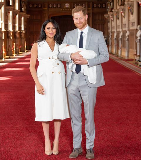 De royal baby is geboren! Dit zijn de eerste beelden