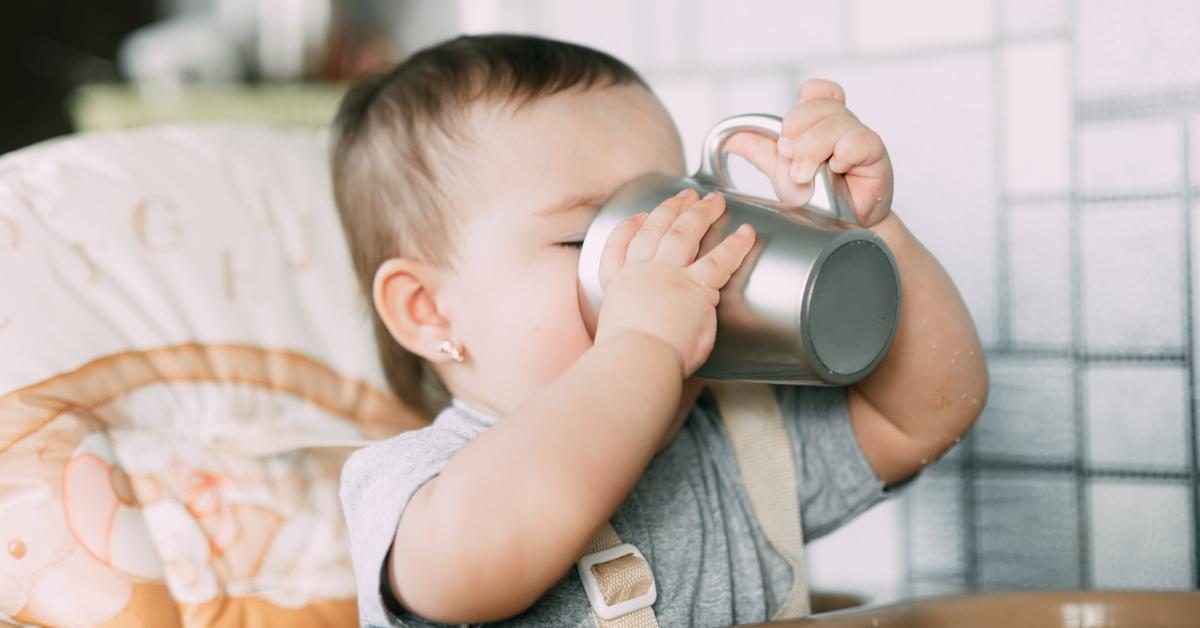 babyspullen duurzaam eco drinkbeker