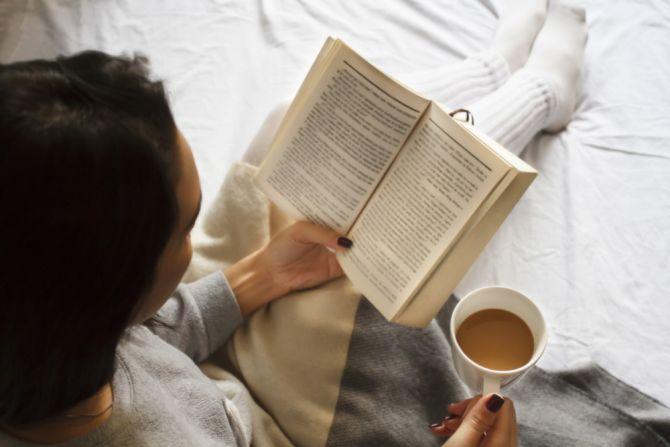 hygge boek lezen quality time
