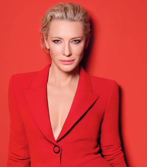 Cate Blanchett Fan — New interviews with Cate Blanchett