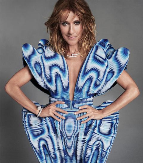 Céline Dion over kinderen, haar kleerkast en het empoweren van vrouwen