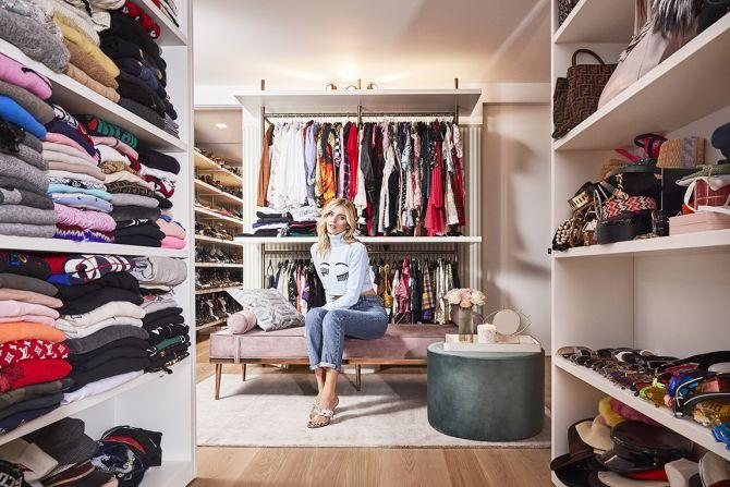 Chiara Ferragni appartement MIlaan Westwing