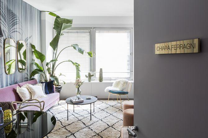 Chiara bureau design interieur appartement