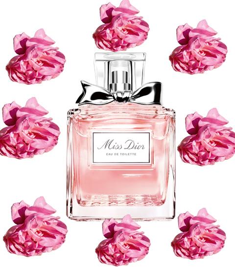Dit zijn de steringrediënten van 5 iconische Dior-parfums