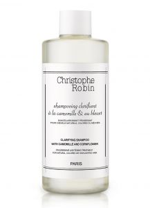 christophe robin shampoo glanzend haar