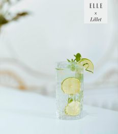 Recept: Lillet elderflower