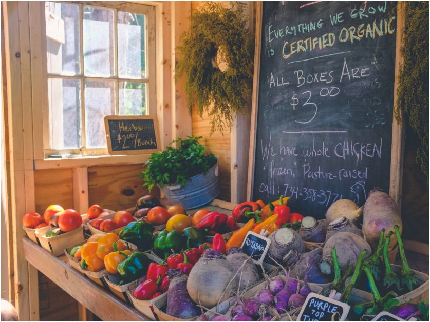 waar koop je lokaal gezond en duurzaam