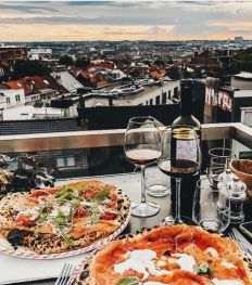 De 5 beste rooftop bars in Brussel