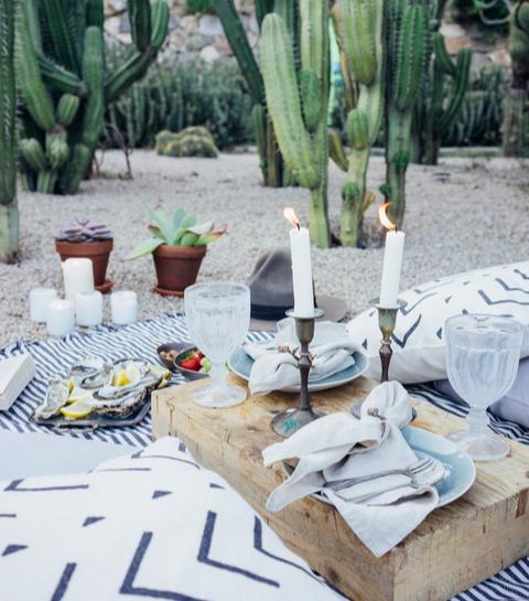 Summerproof: Wat heb je nodig voor een boho picknick?