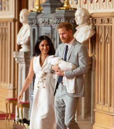 Smelt: de Sussexen delen een nieuwe foto van Royal Baby Archie