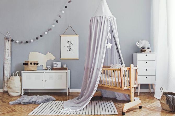 babybed wiegje slapen tips