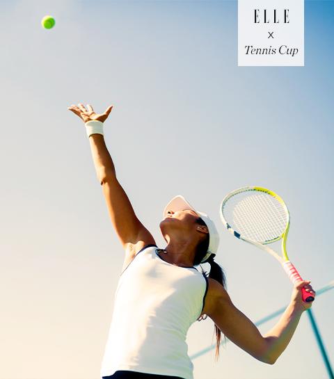 SCHRIJF JE NU IN VOOR DE ELLE TENNIS CUP 2019!