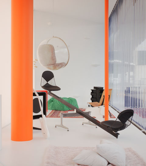 Coole collab: de design must haves van Vitra x Virgil Abloh