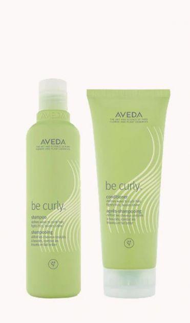 Aveda set shampoo conditioner