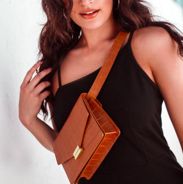Belgisch handtassenlabel, Daphny Raes, Belt bag