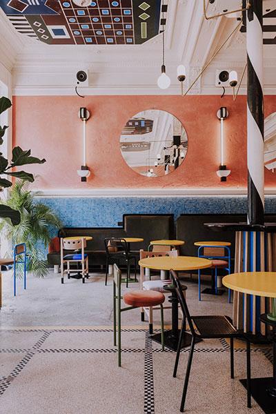 Café Flora: de mythische Brusselse bar waar je niet omheen kunt - 1