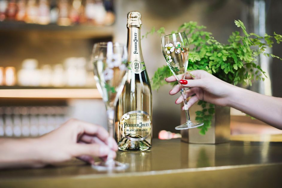 champagne, tips, serveren, temperatuur, bewaren, glas