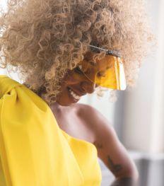 Gespot op de festivals: interview met Charlotte Adigéry