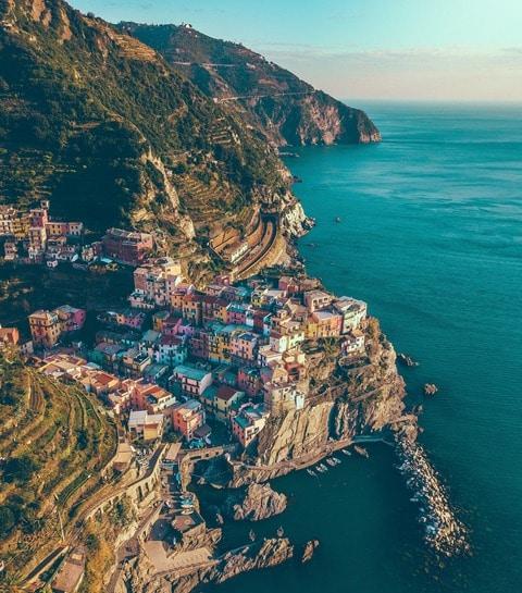 Dit is waarom je een citytrip naar Cinque Terre moet boeken