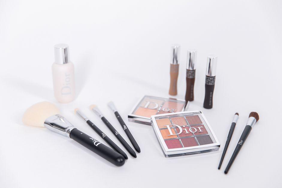 dior, make-up, tutorial, mannen