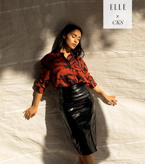 We love: de nieuwe capsulecollectie van Nora Gharib voor CKS
