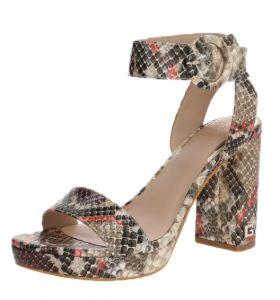 guess comfortabele hakken schoenen